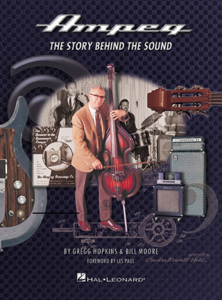 AMPEG: The Story behind the Sound -- the cover.